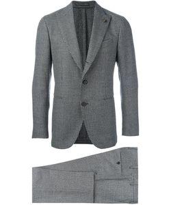 GABRIELE PASINI | Polka Dot Two-Piece Suit