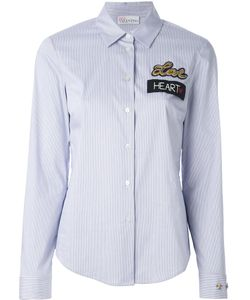 Red Valentino | Love Patch Shirt