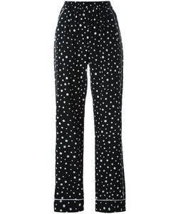 Dolce & Gabbana | Polka Dot Print Pyjama Trousers
