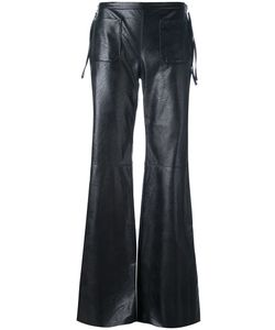 MM6 by Maison Margiela   Mm6 Maison Margiela Flared Trousers