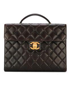 Chanel Vintage | Стеганый Портфель