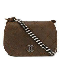 Chanel Vintage | Сумка С Откидным Клапаном