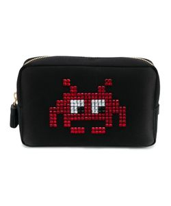 Anya Hindmarch | Space Invaders Make-Up Bag