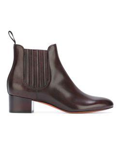 Santoni | Ботинки Челси