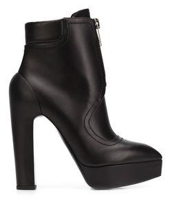 Vera Wang | High-Heel Zip Boots