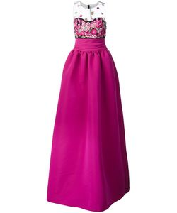 Marchesa Notte | Платье С Вышивкой