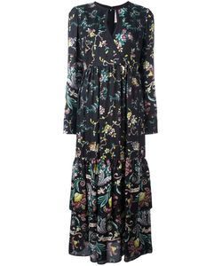 Antonio Marras | Print Keyhole Neck Dress
