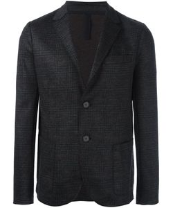 Harris Wharf London | Checked Double Buttoned Blazer