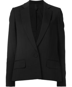 Vera Wang | Pleated Rear Jacket