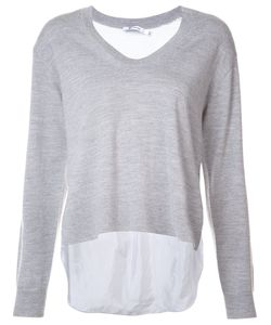Alexander Wang | Contrast Back Sweater