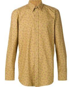 Givenchy | Рубашка С Цветочным Принтом