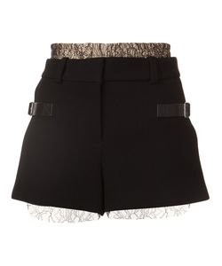 Vera Wang | Lace Layer Shorts