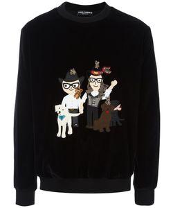 Dolce & Gabbana | Western Designers Patch Sweatshirt
