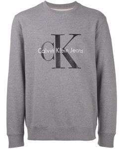 Calvin Klein Jeans | Logo Print Crew Neck Sweatshirt
