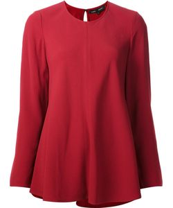 Proenza Schouler | Long Sleeve Satin Top