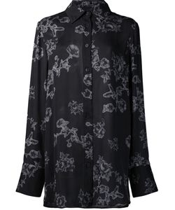 Vera Wang | Print Shirt