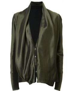 Haider Ackermann | Draped Oversize Blouse