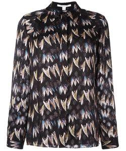 Diane Von Furstenberg | Рубашка С Абстрактным Принтом