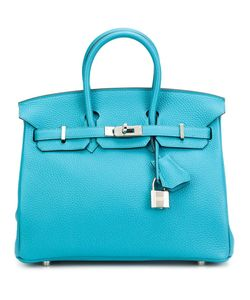 Hermès Vintage | Маленькая Сумка-Тоут Clemence Birkin