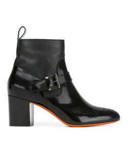Santoni | Ботинки С Ремешком