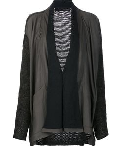 Isabel Benenato | Draped Cardigan