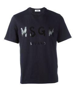 MSGM | Футболка С Логотипом