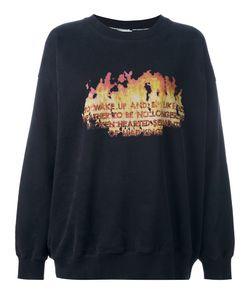 Each X Other | Robert Montgomery Print Sweatshirt