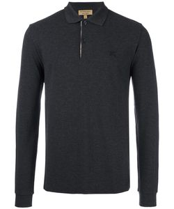 Burberry | Long Sleeved Polo Shirt