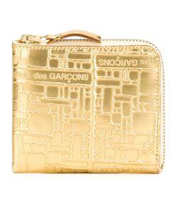 Comme Des Garcons | Comme Des Garçons Wallet Embossed Logo Purse