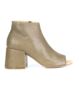 MM6 by Maison Margiela | Mm6 Maison Margiela Open Toe Boots
