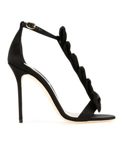 Olgana | Satin Bow Detail Sandals