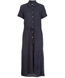 Raquel Allegra | Gathered Waist Shirt Dress