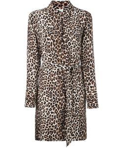 Equipment | Leopard Print Dress