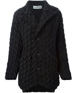 Issey Miyake   Geometric Textured Jacket