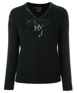 Marc Jacobs | Sequinned Bow Cardigan