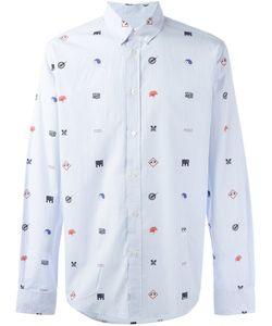 Soulland | Рубашка Vyl С Узором