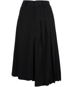 Y'S | Pleated Detail Skirt