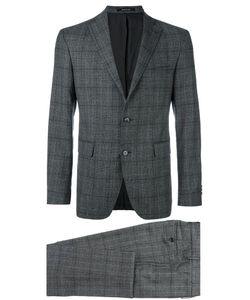 Tagliatore | Plaid Dinner Suit