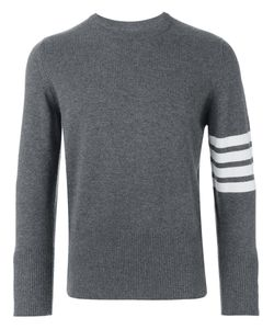 Thom Browne | Striped Sleeve Jumper