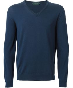 Zanone | V Neck Sweater