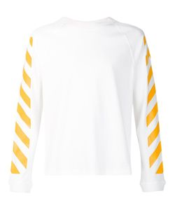 Moncler x Off-White | Signature Stripe Sweatshirt