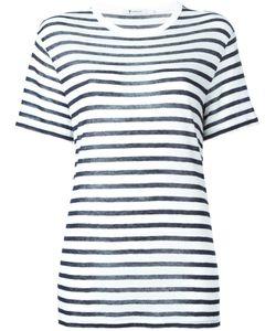 T By Alexander Wang | Striped T-Shirt