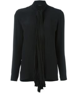 Versace | Tied Ribbon Blouse