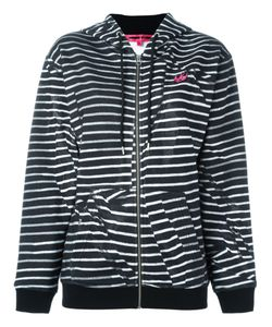 Mcq Alexander Mcqueen | Swallow Striped Hoodie