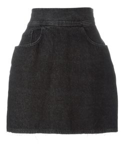 MOSCHINO VINTAGE | Mini Denim Skirt