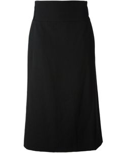 JIL SANDER VINTAGE | A-Line Midi Skirt