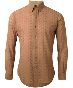 PIERRE CARDIN VINTAGE | Embroidered Shirt