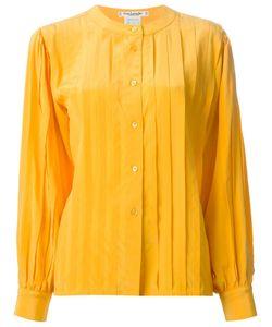GUY LAROCHE VINTAGE | Pleated Shirt