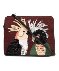 LIZZIE FORTUNATO JEWELS | Lovebirds Clutch Bag