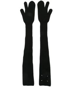 Maison Margiela | Long Length Knitted Gloves
